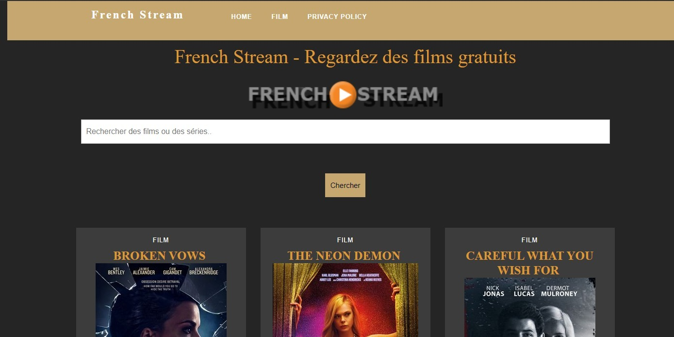French Movies (@frenchmovies) Cover Image