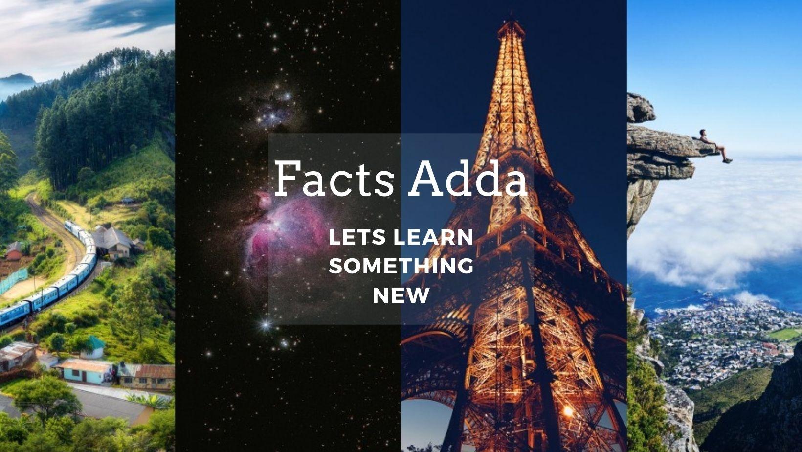 Factsadda (@factsadda) Cover Image