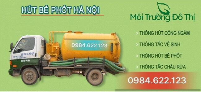 Hút bể phốt tại Hà Nội (@hutbephottaihanoi) Cover Image