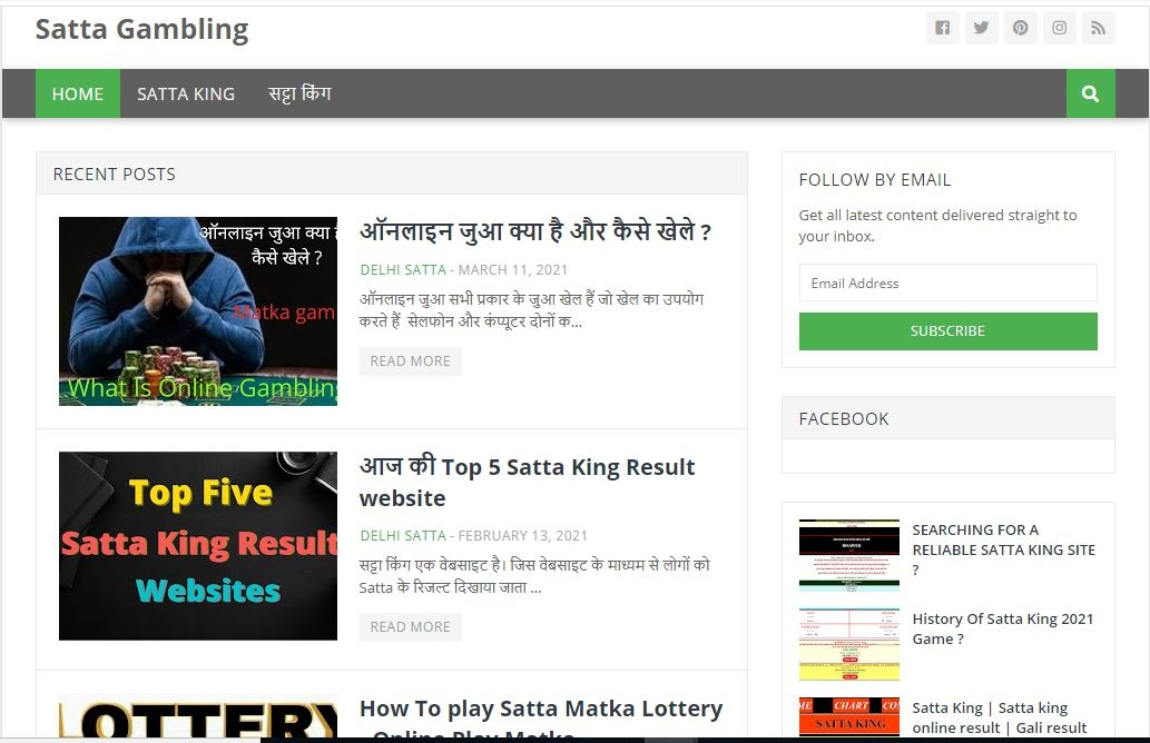 satta gambling (@sattagambling) Cover Image