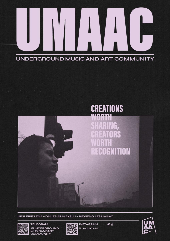 U (@umaac) Cover Image