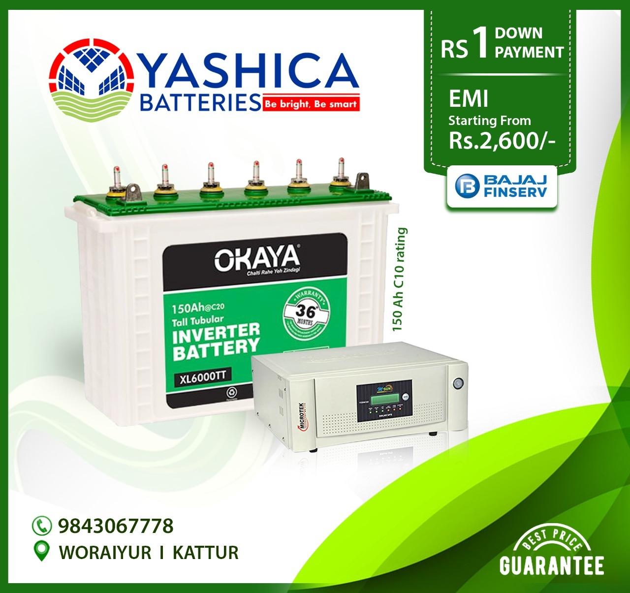 yashicabatteries (@yashicabatteries) Cover Image