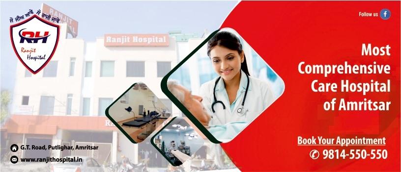 Ranjit Hospital (@ranjithospital) Cover Image