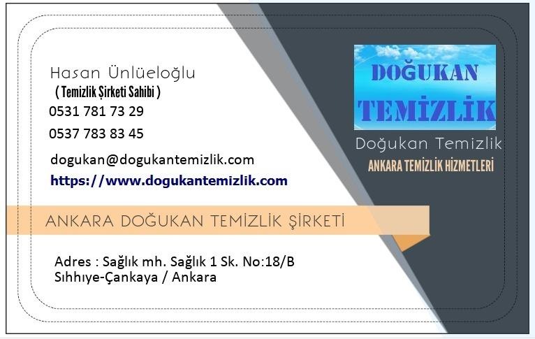 Ankara Dogukan T (@ankaratemizlik) Cover Image