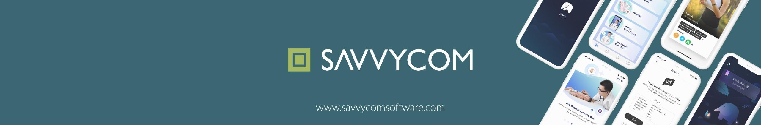 (@savvycom12) Cover Image