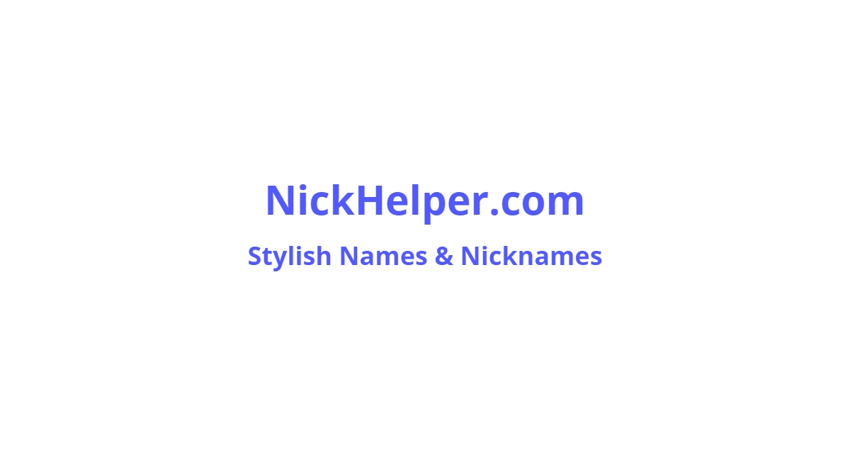 Nick Helper (@nickhelper) Cover Image