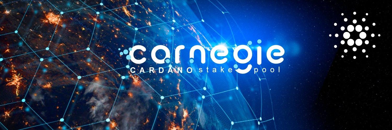 Carnegie Stake Pool (@carnegiestakepool) Cover Image