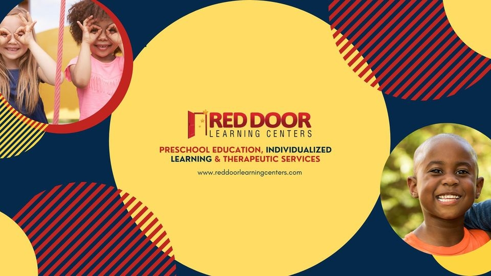 Red Door Learning Centers (@reddoorlearningcenters) Cover Image