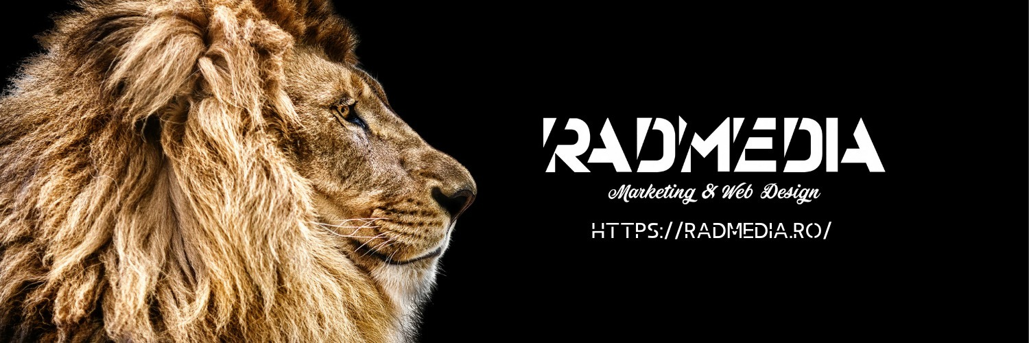 Rad Media - Agentie de marketing (@radmedia) Cover Image