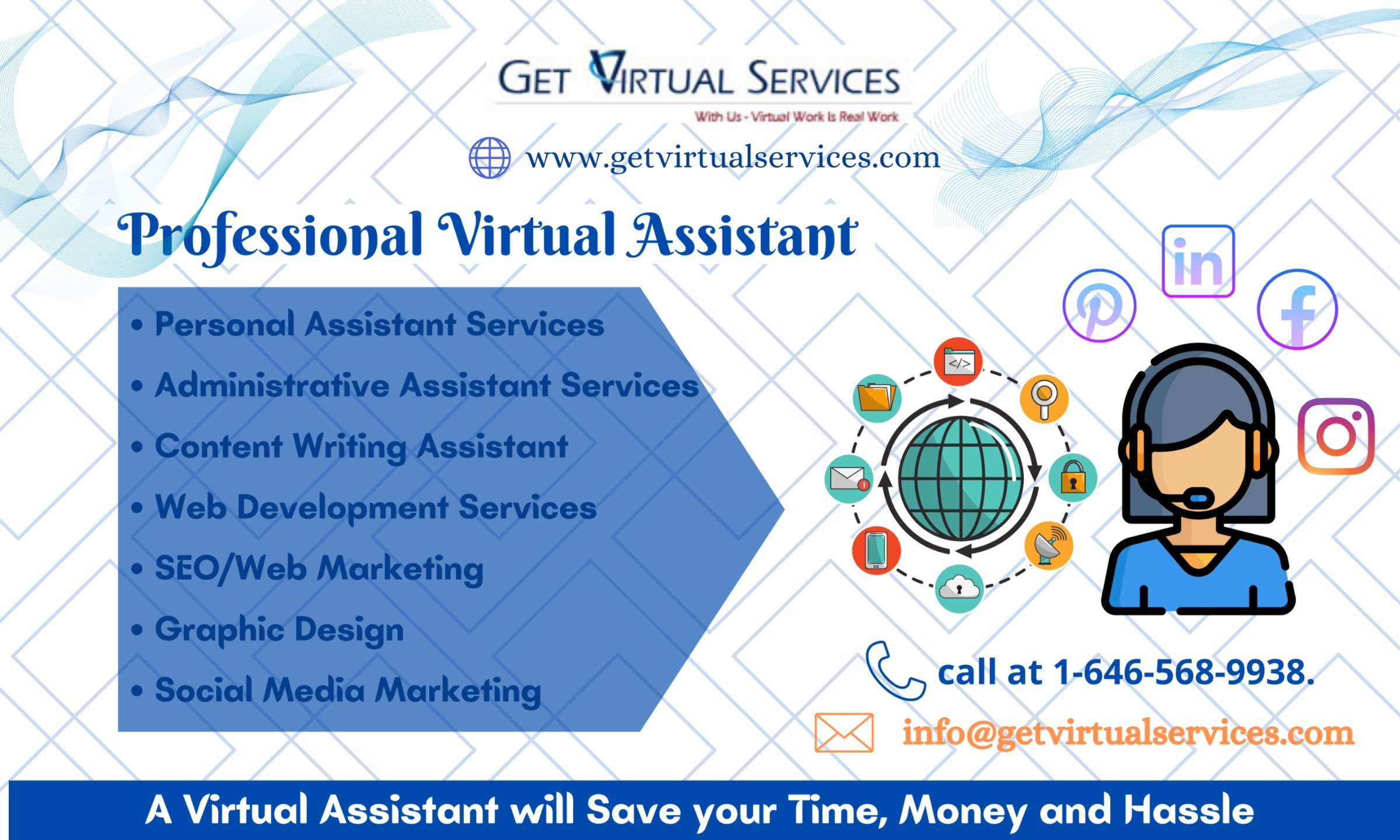 Virtual Assistant Services India (@racheltaylor2221) Cover Image