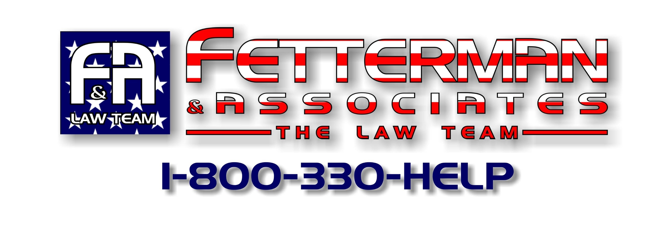 Fetterman & Associates, PA (@lawflteam) Cover Image