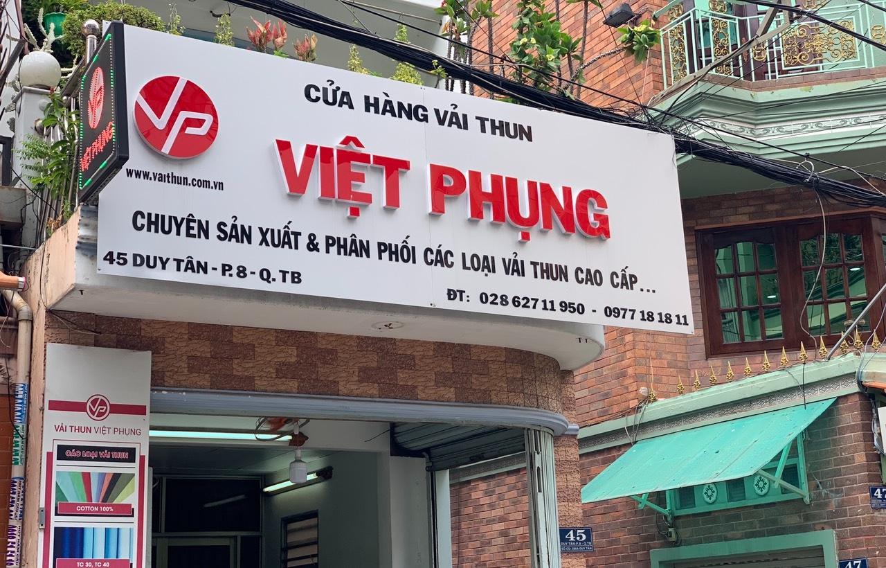 Vải Thun Việt Phụng - Vải Thun Giá Rẻ Tại TPHCM (@vaithungiarevietphung) Cover Image