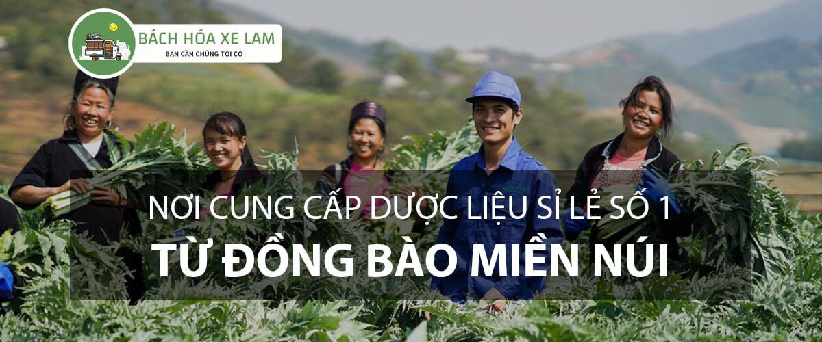 Bách Hóa Xe Lam (@bachhoaxelam) Cover Image