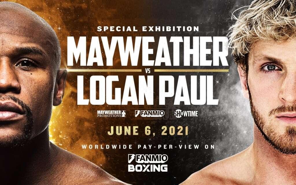 Mayweather vs Logan Paul Live Stream (@mayweathervsloganpaullive) Cover Image