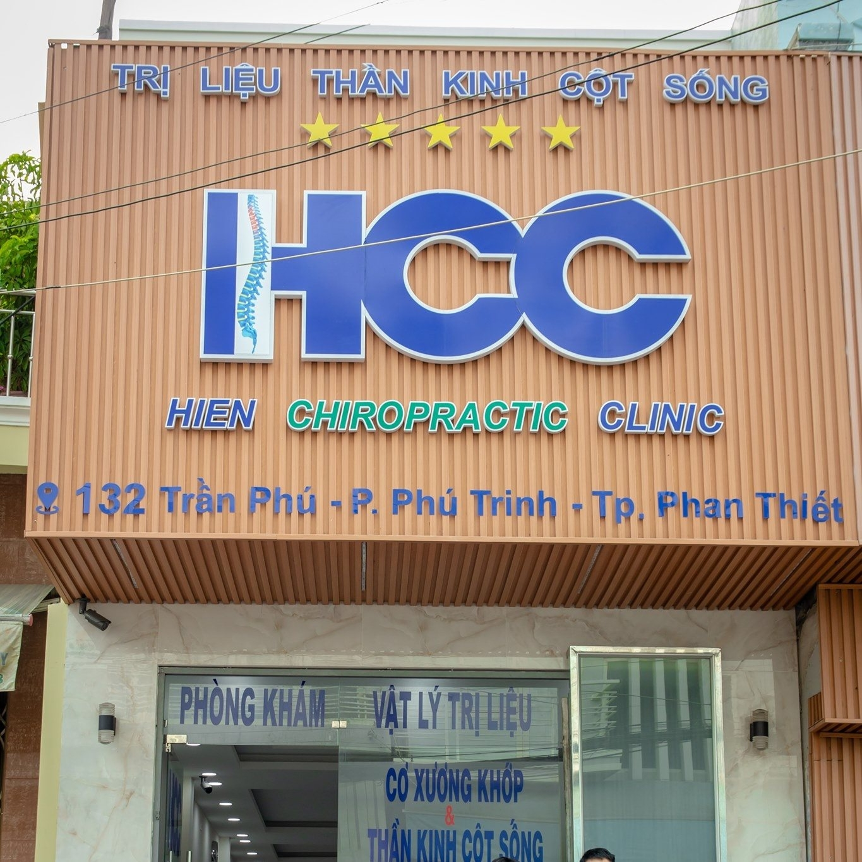 Phòng khám HCC (@phongkhamvltlhcc) Cover Image