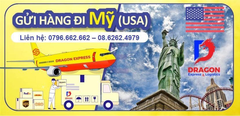 Giao hàng đi Mỹ - Dragon Express (@dragonexpress) Cover Image