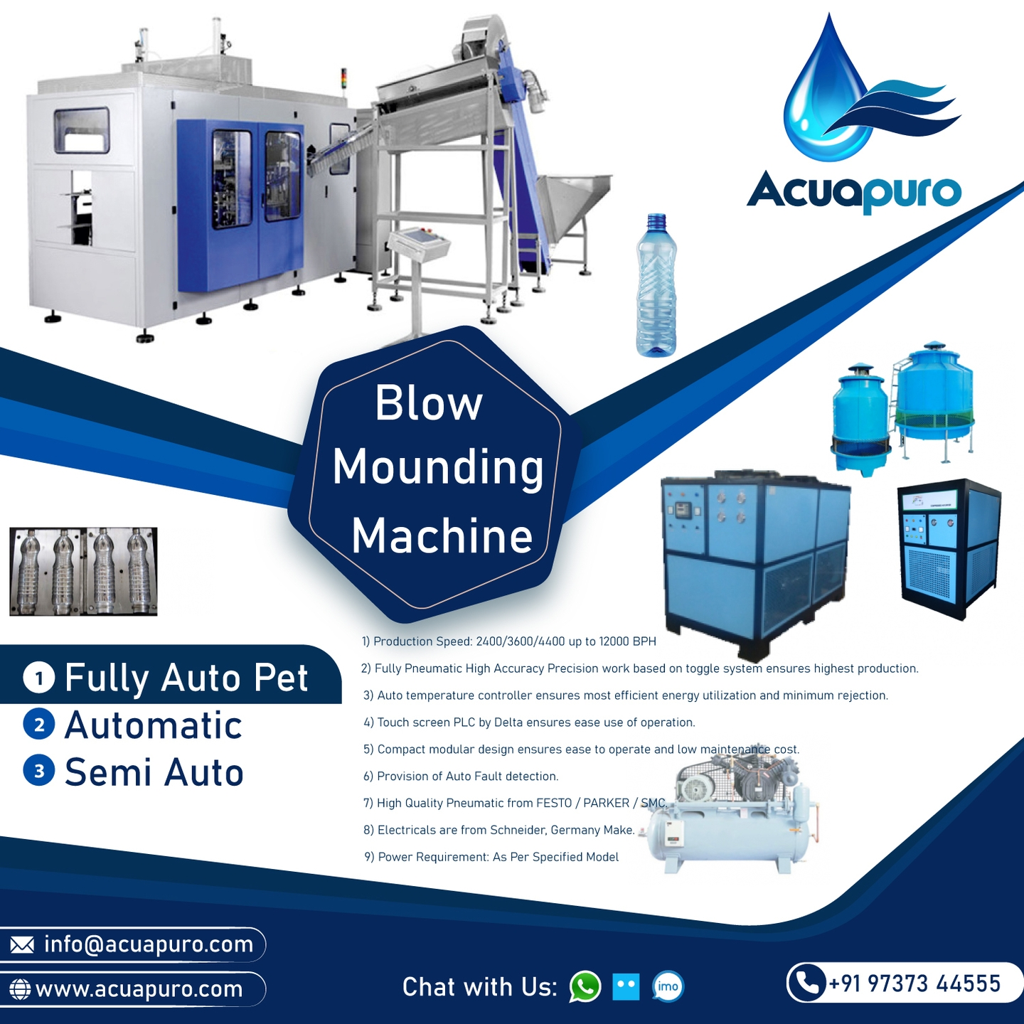 Acuapuro Water Equipment India Pvt. Ltd. (@acuapurowater) Cover Image