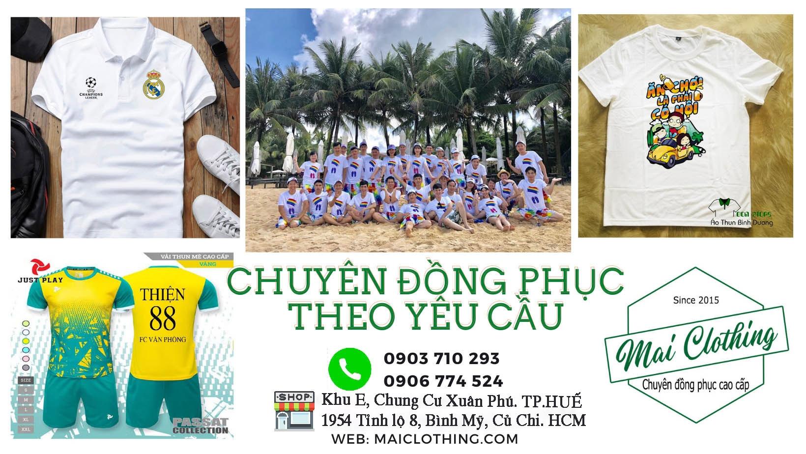 Đồng Phục Huế (@dongphuchue) Cover Image