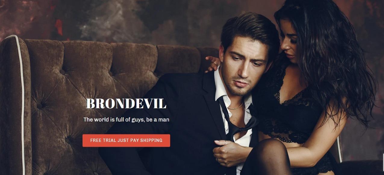 B (@brondevil) Cover Image