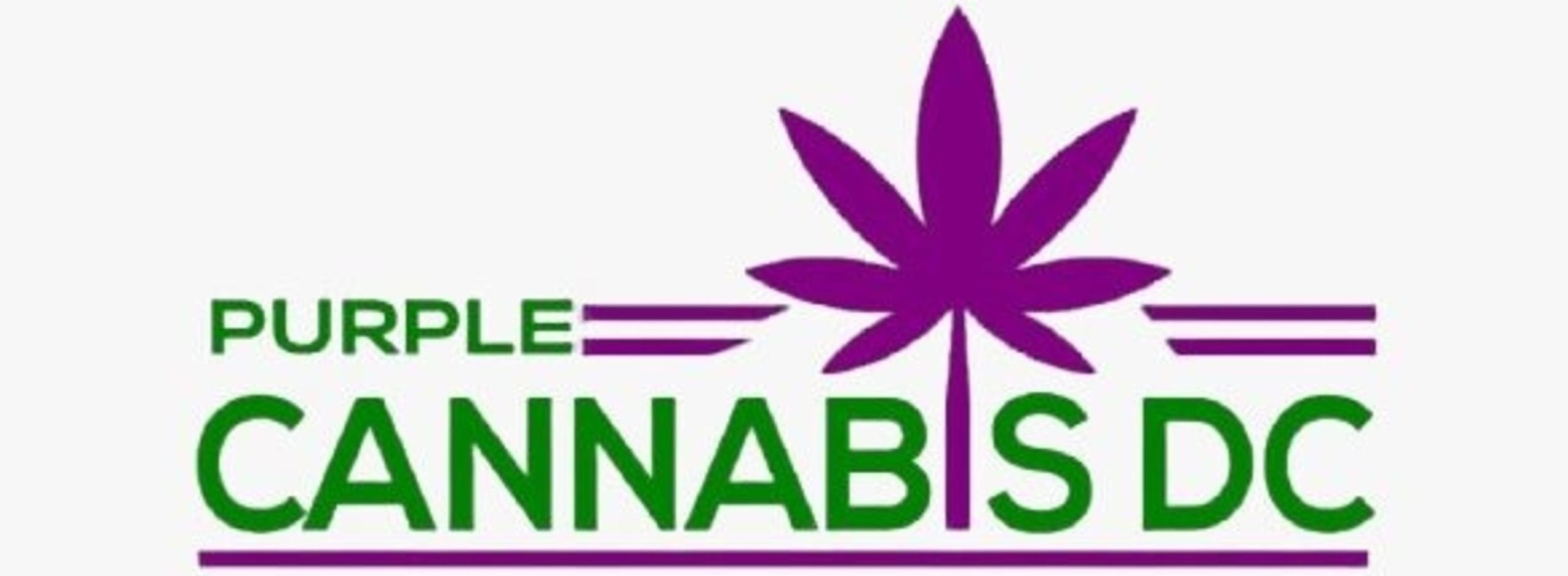 purple cannabis dc (@purplecannabisdc) Cover Image