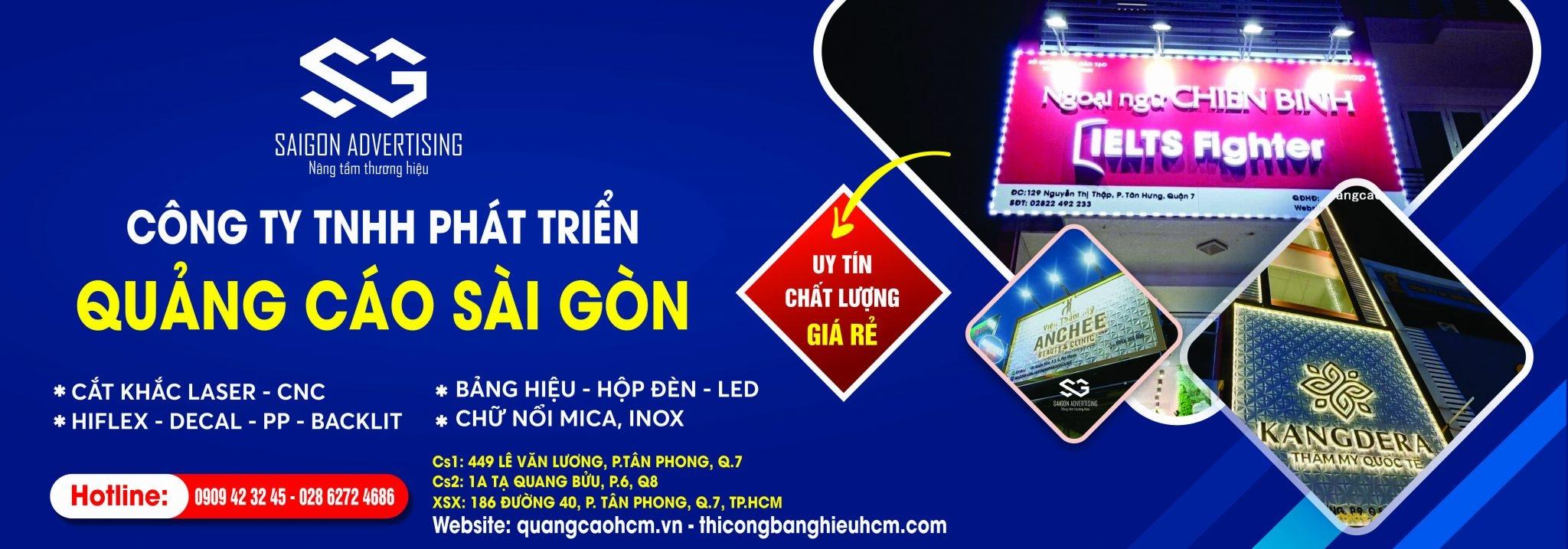 Quảng Cáo HCM (@quangcaohcm) Cover Image