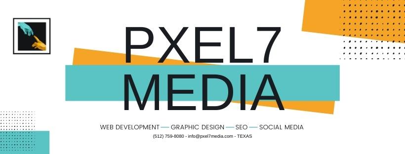Pxel7 Media (@pxel7media) Cover Image