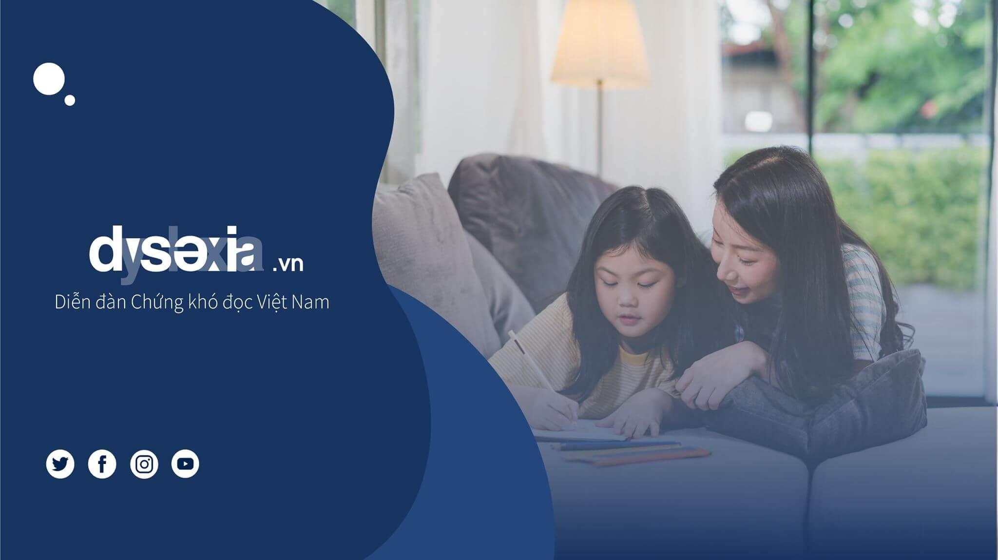 Chứng Khó Đọc - Dyslexia Việt Nam (@dyslexiavn) Cover Image