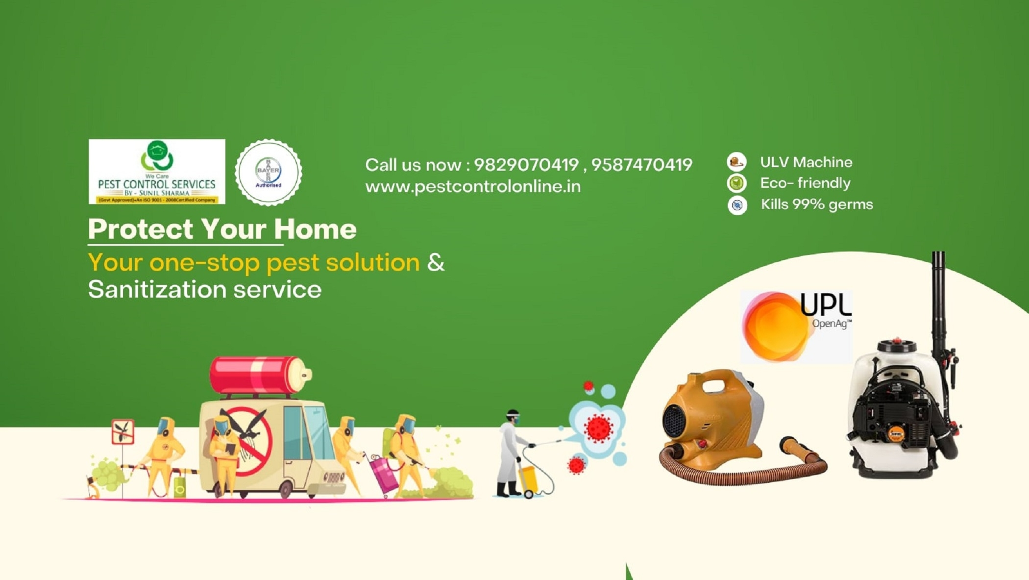 Pest Control Online (@pestcontrolservice64) Cover Image