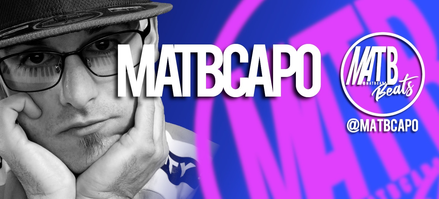 Mat B - 📀 Music Producer💲 (@matbcapo) Cover Image