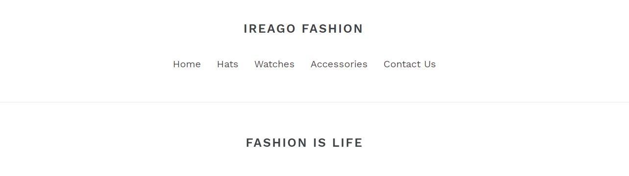 Ireag (@ireagofashioninc) Cover Image