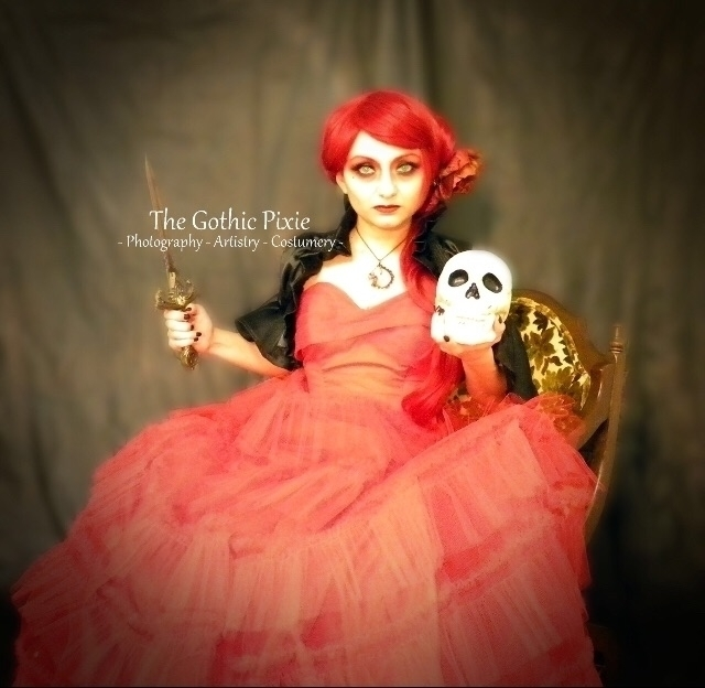 "Marla Mab | ""The Gothic Pixie"" (@marlamab) Cover Image"