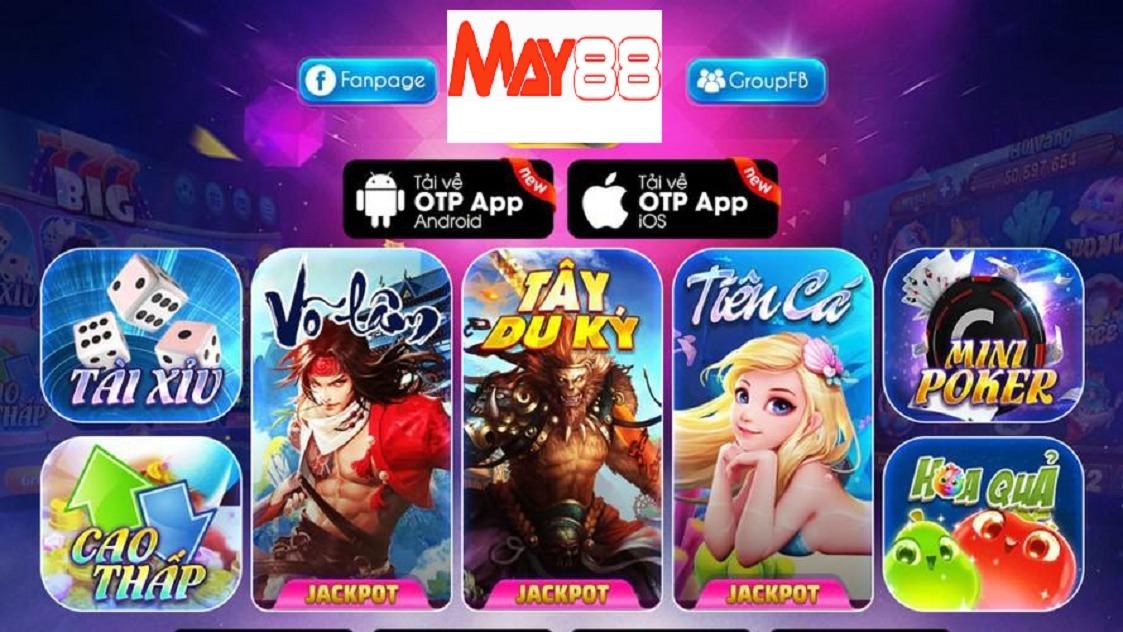 Game Đánh Bài Online Đổi Thưởng May88 (@may88vnclub) Cover Image