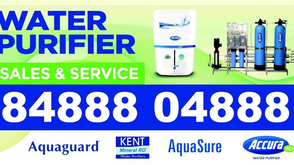 Water Purifier Repaiu (@repairservicekochi) Cover Image