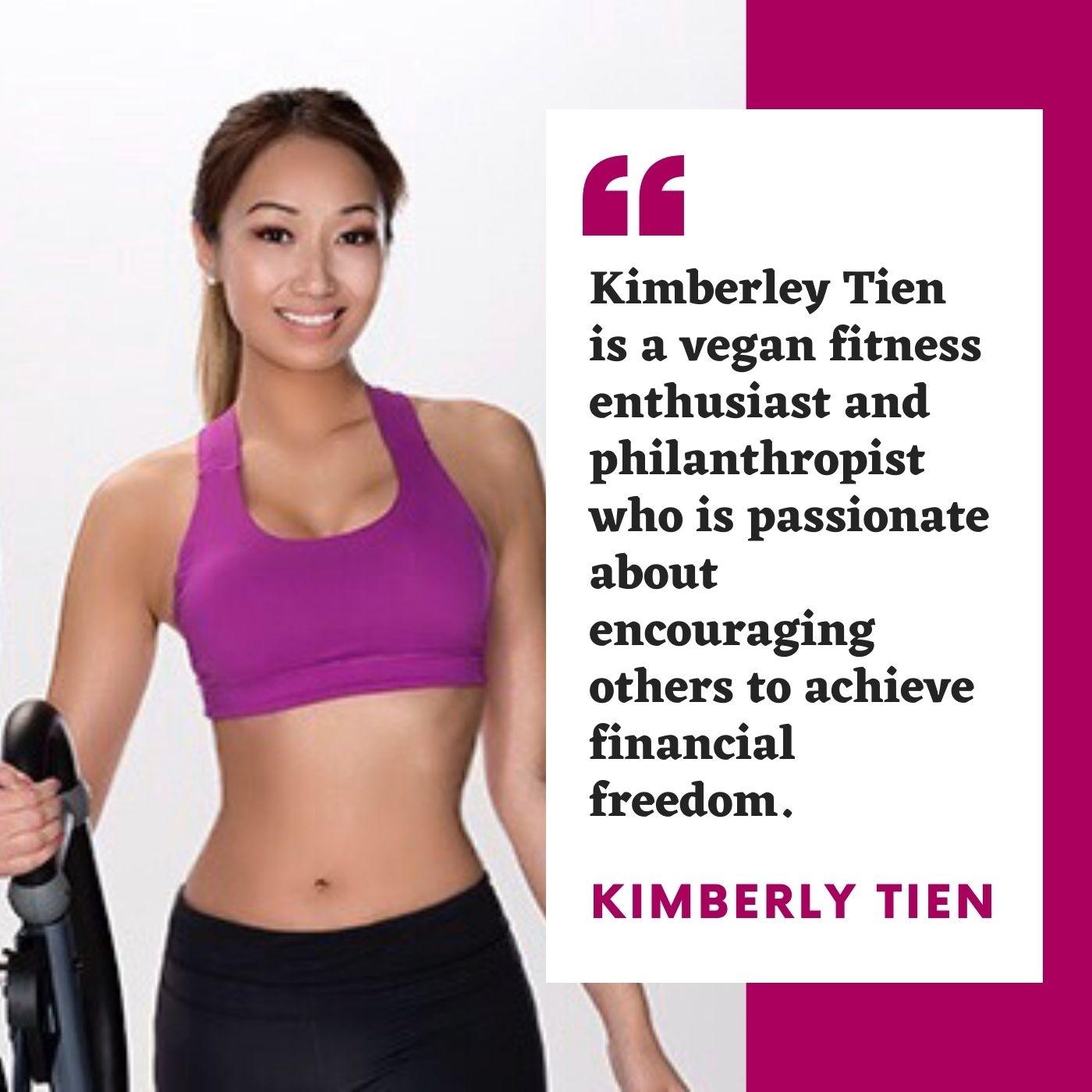 Kimberly Tien (@kimberlytien) Cover Image
