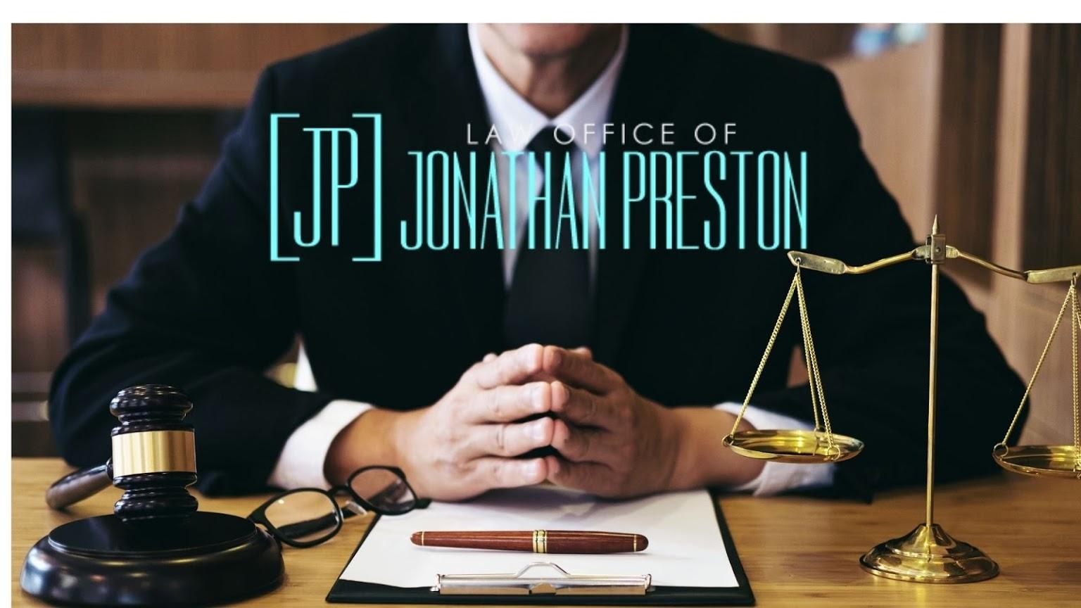 Law Office Of Jonathan Preston (@jrplawoffice) Cover Image