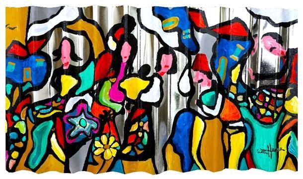 Art work of Wael hamadeh (@waelhamadehwhartist) Cover Image