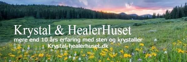 Krystal & HealerHuset (@krystaloghealerhuset) Cover Image
