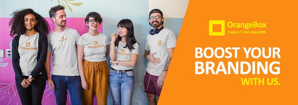 Orangebox - Custom T shirt since 2009 (@orangebox) Cover Image