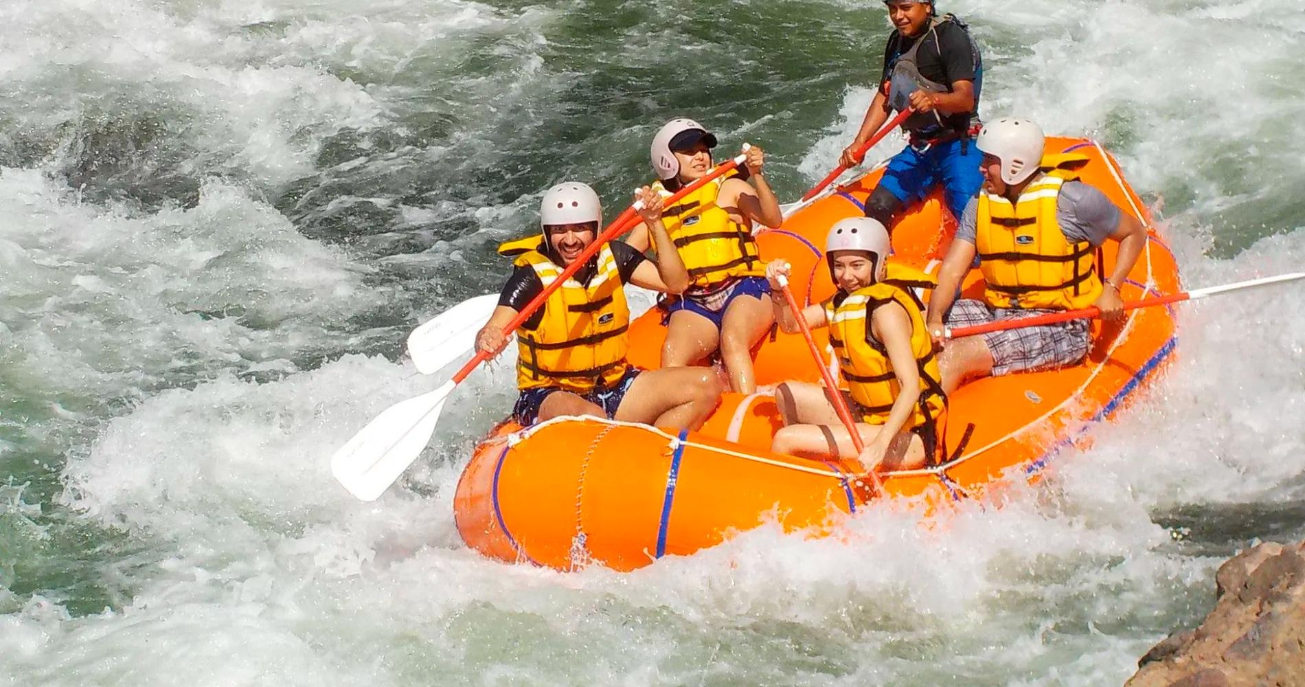Rafting en veracruz (@edumarrero) Cover Image