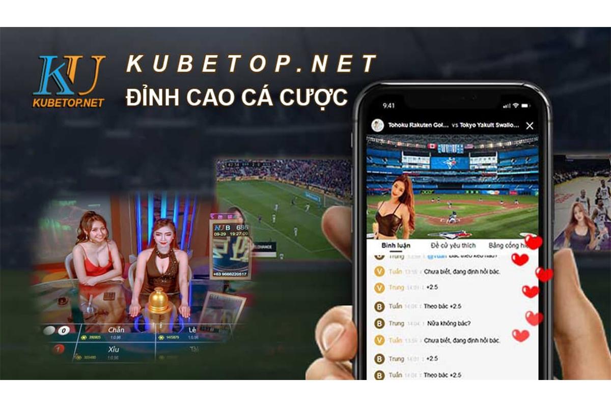 Kubet Top (@kubetop) Cover Image