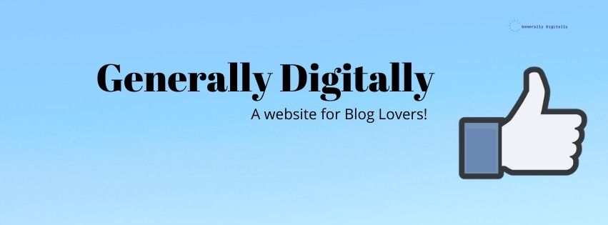 Generally Digitally (@generallydigitally) Cover Image