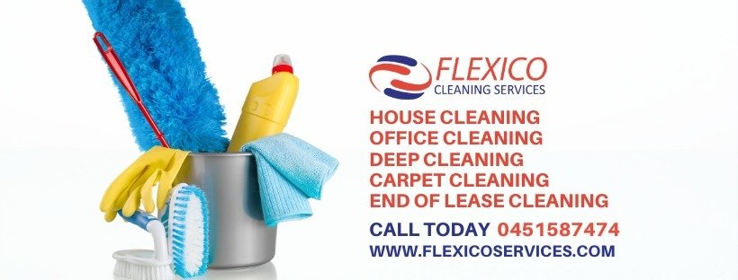 Flexico Cleaning Services (@flexicoservices) Cover Image