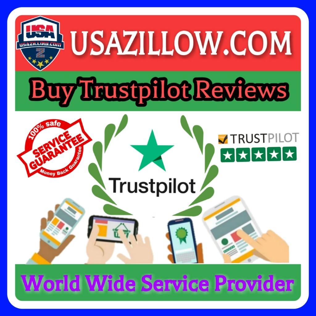 Buy TrustPilot Reviews (@usazillowdkgj) Cover Image