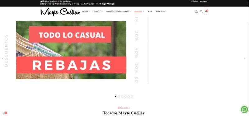Tocados Mayte Cuellar (@tocadosmcs) Cover Image