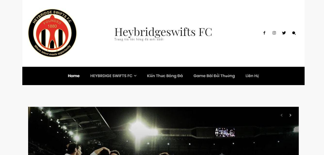 Heybridge Swifts (@heybridgeswiftsfc) Cover Image