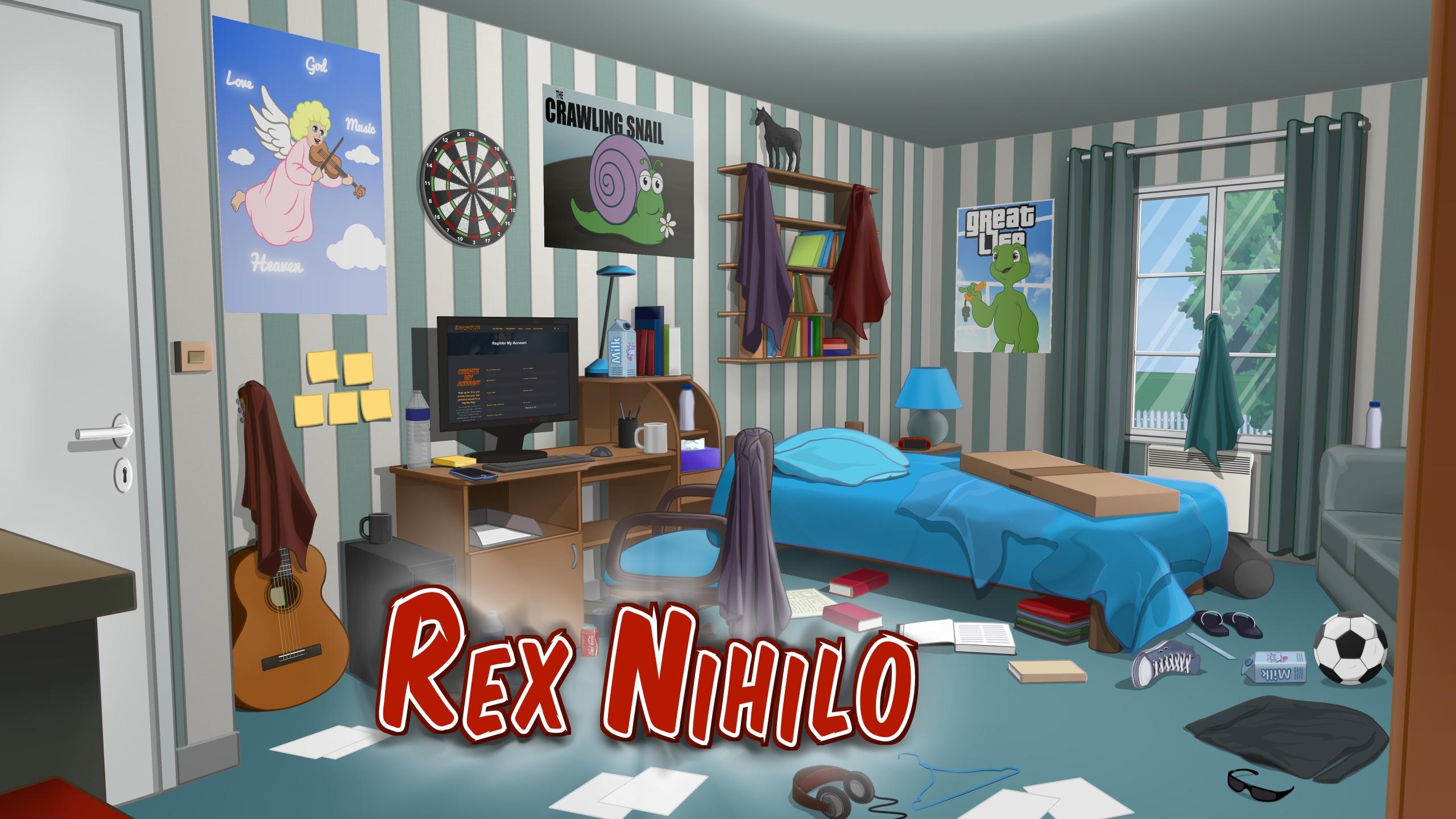 Rex Nihilo (@rexnihilo) Cover Image