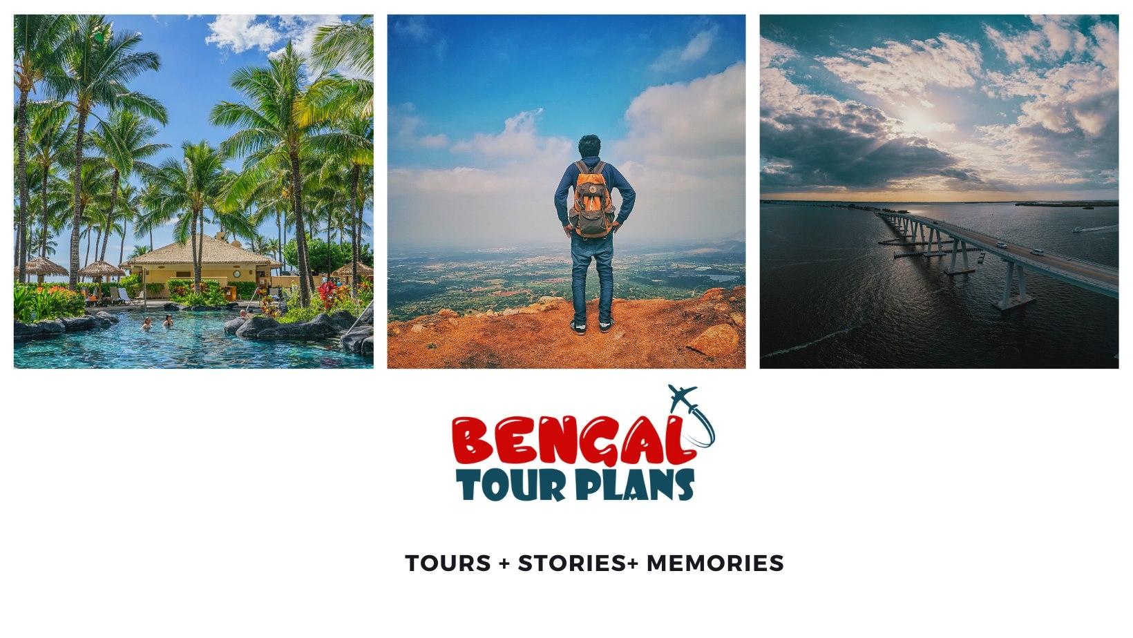 BENGAL TOUR PLANS | TRAVEL COMPANY KOLKATA (@bengaltourplans) Cover Image