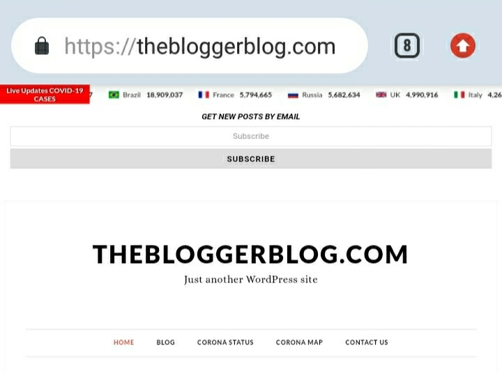 t (@thebloggerblog) Cover Image