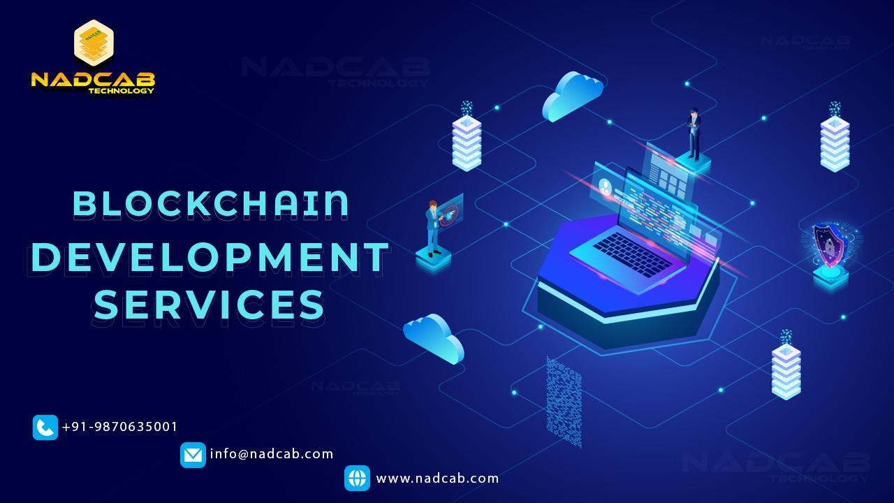 Blockchain Development Company In India (@nadcab27) Cover Image