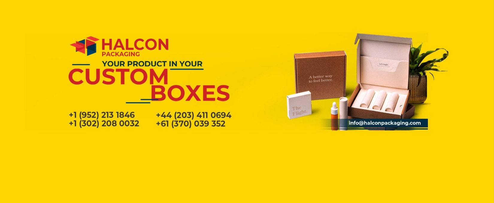 Halcon  (@custompackagingboxes) Cover Image